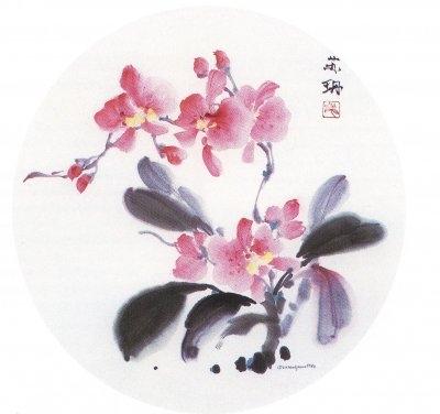 японская техника живописи